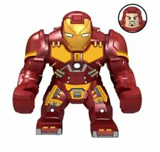 Mark 44 Avengers End Game Lego Moc Minifigure Toys Gift Kids