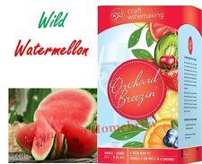 RJ Spagnols Orchard Breezin Wild Watermelon White Merlot Wine Making Kit