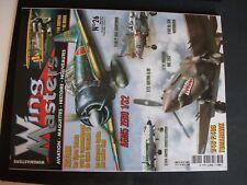 *** Revue Wing Masters n°26 Super Constellation / Curtiss P-6E Hawk /