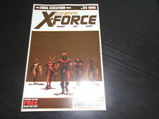 UNCANNY X-FORCE #31  Marvel Comics NM 2012