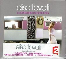 CD - ELISA TOVATI - Le Syndrome De Peter Pan
