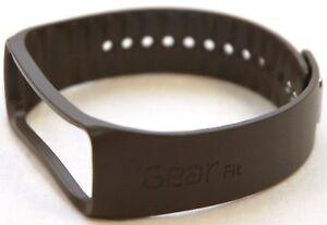 NEW GENUINE Samsung Galaxy Gear Fit SM-R350 Watch Strap in black