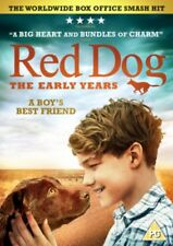 Red Dog - The Early Years DVD NEW dvd (SIG499)