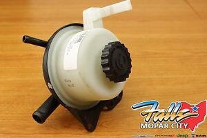 2001-2007 Town & Country Grand Caravan Power Steering Pump Reservoir Tank Mopar