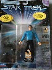 More details for star trek collectable figures from playmate uncarded mister spock
