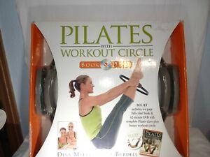 Pilates With Workout Circle Book & DVD & Circle