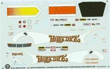 Slixx 1098 Moby Dick Corvette F/C-Ezra Boggs Drag decal