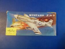 1/72 MUSTANG P-51 by HELLER