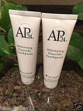 Nu Skin nuskin AP-24 Whitening Fluoride Toothpaste - 2 Tubes