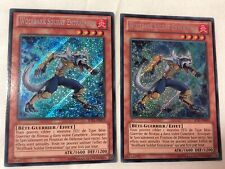 Yugioh 2X Coach Soldier Wolfbark JOTL-EN093 Secret Rare Foreign French Mint/NM
