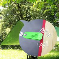 10 Stück Tarp Nylon Snap Clip Outdoor Camping Zelt Markise Baldachin Klemme Werk