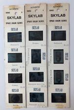 NASA Skylab Vintage 35 MM Space Color Slides - 12 slides total