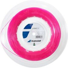 Babolat Synthetic Gut 1.35mm/15L Pink Tennis String 200m - Free UK P&P