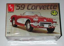 Amt Ertl 59 Corvette Sealed Model Kit 1/25 Scale