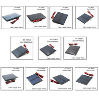 Mini Power Polycrystalline Solar Cell Panel Module DIY Phone Battery Charger