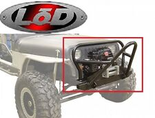 LOD Offroad Competition Series Front Bumper 87-95 Jeep Wrangler YJ - CFB1008-Y