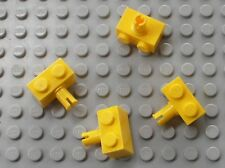4 x LEGO Yellow Brick ref 2458 / Set 8108 7153 8633 65153 7787 10129 4588 7912..
