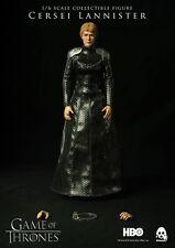 THREEZERO HBO GAME OF THRONES CERSEI LANNISTER LENA HEADEY QUEEN SHAME 1/6 NEW