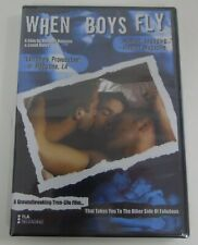 WHEN BOYS FLY DVD   TLA RELEASING Provocative Gay Miami Party