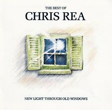 CHRIS REA : THE BEST OF CHRIS REA - NEW LIGHT THROUGH OLD WINDOWS / CD