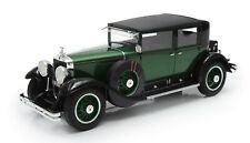 1/43 1928 Cadillac 341A Town Sedan green  / Esval Models