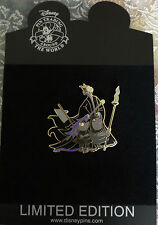 Disney Maleficent Villain Series Goons Le 250 Pin Noc Sleeping Beauty 2007