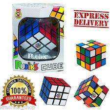 Rubik's Cube Original Rubiks Rubix Cube Puzzle Mind Game Toy Classic Cube New
