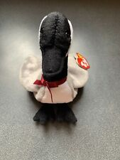 Ty Beanie Baby Loosy the Canada Goose 1998