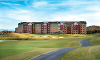 Wyndham Great Smokies Lodge, TN - 2 BR Presidential Golf View - Apr 25-29 (4 NTS