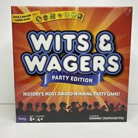 North Star Games Wits & Wagers Board Game Party Edition