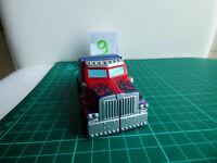 Transformers Optimus Prime Transforming Truck Lorry Mack Kenworth Plastic Toy