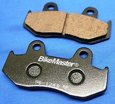 HONDA TRX250R TRX 250R REAR BRAKE PADS 1986-89 NEW RR CALIPER PAD SET QUAD