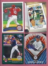 2011 TOPPS 1 & 2 LOT COMPLETE YOUR SET & INSERTS & PLATINUM 20 PICKS