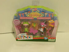 Lalaloopsy Silly funHouse Blossom Flowerpot & Charlotte Charades New
