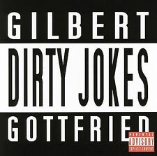 Dirty Jokes [PA] by Gilbert Gottfried (CD, Dec-2005, Flycollar Films) SEALED.