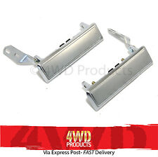 Chrome Outer Door Handle SET - LandCruiser FJ40 BJ40 BJ42 FJ45 HJ45 HJ47(75-84)