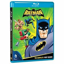 Batman: The Brave and the Bold: Complete Season One (1)(Blu-ray)(Region Free)