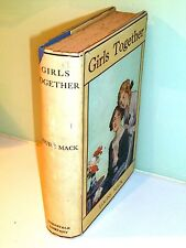 Girls Together - Louise Mack, 1925 Cornstalk edition with dustjacket