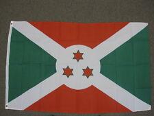 BURUNDI FLAG 3X5 FEET  BANNER SIGN BURUNDIAN AFRICA 3'X5' NEW F613