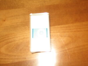 New!!!!   Apple iPod shuffle 2nd Generation Clip On Blue (1 GB) ...unsealed box