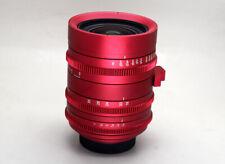 Customized cine sigma 18-35 canon manual for red epic scarlet c300 bmcc ursa