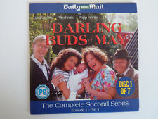 DAILY MAIL DARLING BUDS OF MAY EPISODE 1 PART 1 DISC 1 DVD