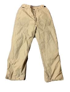 VTG Remington Men's Goretex Pants size Medium