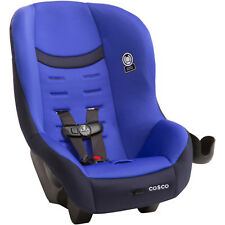 Cosco Scenera NEXT Convertible Car Seat River Run Blue Toddler Safety Booster