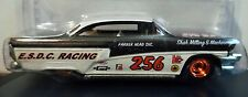 HOT WHEELS 56 1956 MERCURY MERC 2012 STOCKCAR RACING COLLECTIBLE CAR W/RRs AUTH