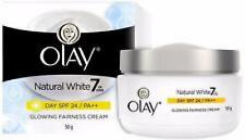 Olay Natural White 7 In 1 Glowing Fairness Day Skin Cream SPF 24, 50gm