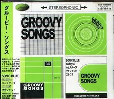 GOOVY SONGS - Japan CD - NEW SONIC BLUE daddy-o