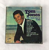 Tom Jones - Funny Familiar Forgotten Feelings 3 3/4 Reel To Reel Tape