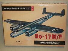 Hobbgycraft 1/48 Scale German Dornier Do 17M/P Bomber