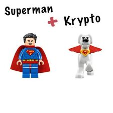 LEGO (76096) Superman & Krypto Minifigures - Justice League NEW